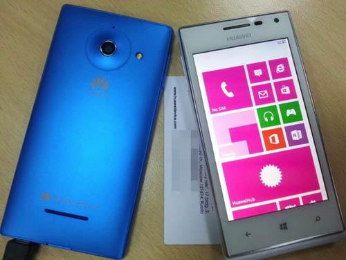 Фото смартфона Huawei Ascend W1