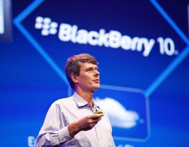 BlackBerry Dev Alpha C