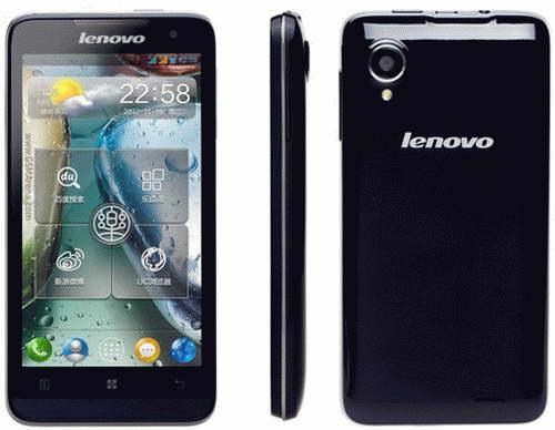 Анонс смартфона Lenovo A586