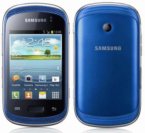 Старт продаж Samsung Galaxy Music Duos GT-S6012 в Индии