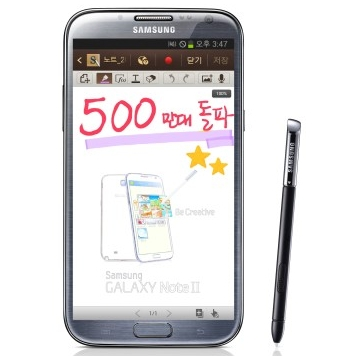 Новости о Samsung Galaxy Note III