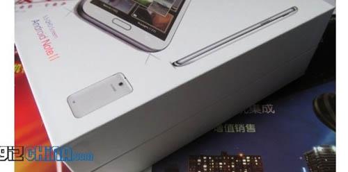 Китайский клон Samsung Galaxy Note 2