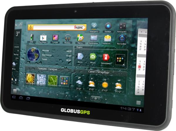 GlobusGPS GL-700 Android
