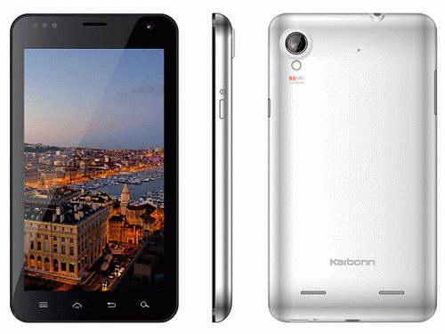 Старт продаж планшетофона Karbonn A30
