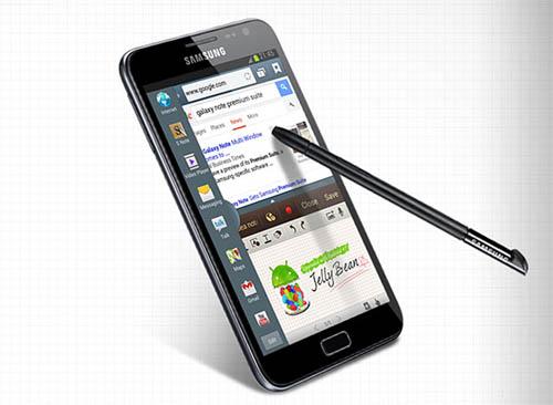 Обновление ОС для Samsung Galaxy Note N7000