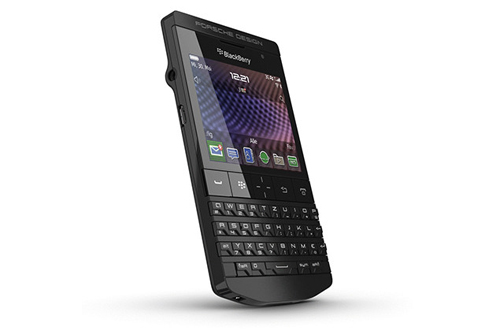 BlackBerry Porche Design P''9981 Black