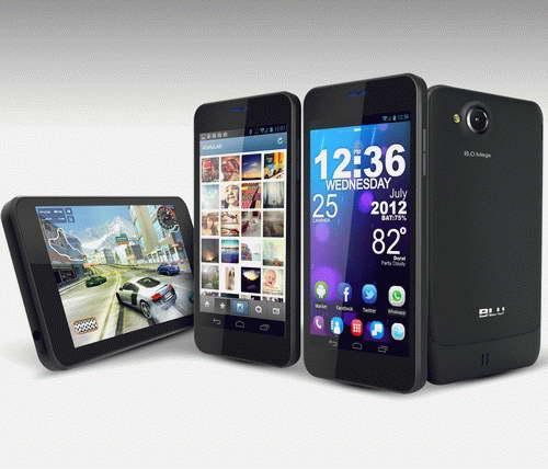 Анонс смартфона BLU Vivo 4.65 HD
