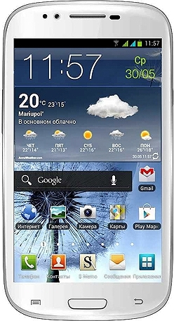 xDevice Android Note II: 5,5-дюймовый дисплей