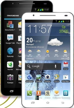 6-дюймовый xDevice Android Note II