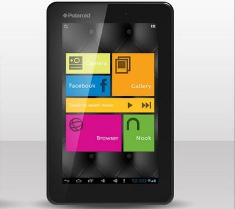 CES 2013: Анонс планшета Polaroid M7
