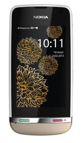 Анонс телефона Nokia Asha Charme