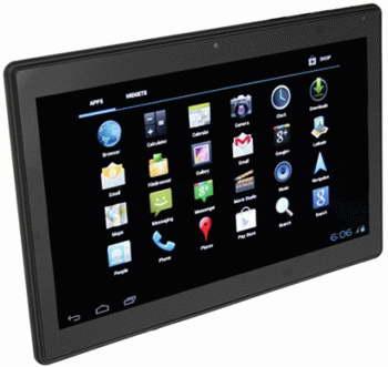 Старт продаж планшета Zenithink C94