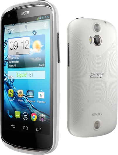 Анонс смартфона HTC Desire U