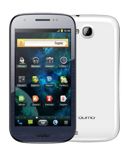 Анонс смартфона Qumo Quest 450