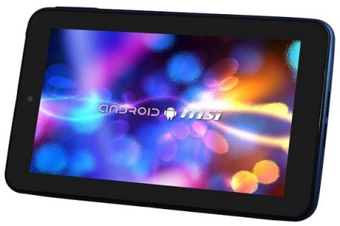 Анонс бюджетного планшета MSI Enjoy 71