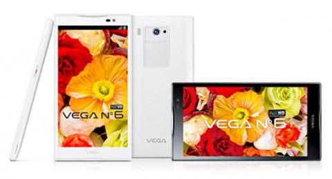 Pantech Vega No. 6