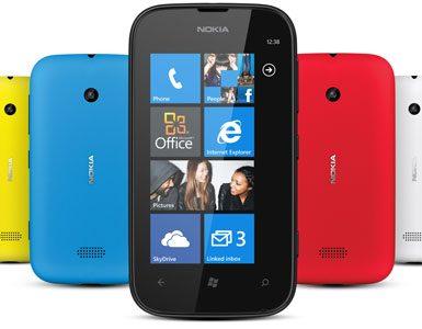 Nokia Lumia 520, Nokia Lumia 720