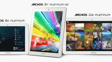 Archos 116 Platinum