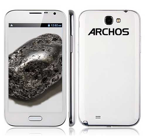 Archos 52 Titanium, Archos 48 Titanium, Archos 35 Carbon