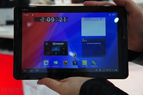 CeBIT 2013: Анонс защищенного планшета Fujitsu Stylistic M702