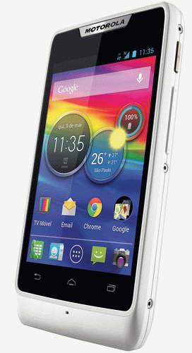 Анонс смартфонов Motorola RAZR D1 и RAZR D3