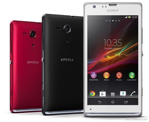 Sony Xperia SP, Sony Xperia L