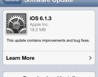 iOS 6.1.3