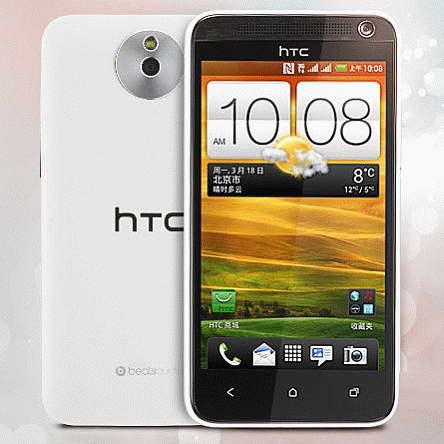 Анонс недорогого смартфона HTC E1 для Китая