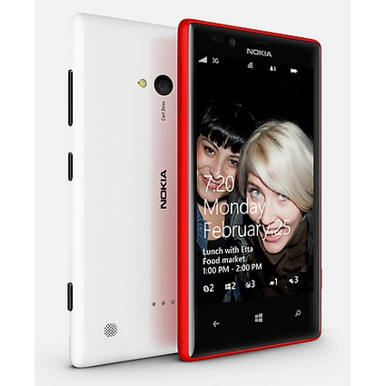 Nokia Lumia 720 и Nokia Lumia 520