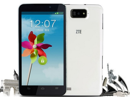 Старт продаж ZTE Grand Memo в Китае