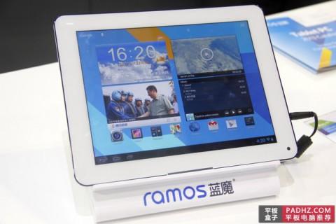 Анонс планшета Ramos X1 в Гонконге
