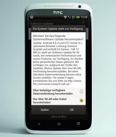 Обновление до Android 5.0 для HTC One X отменяется