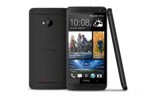 Обновление ПО смартфона HTC One