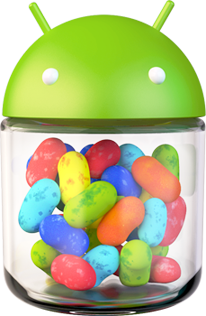 ОС Android 4.1 Jelly Bean