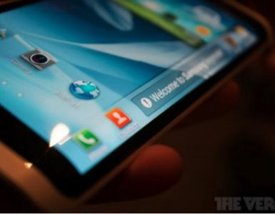 Смартфон LG с гибким OLED-дисплеем