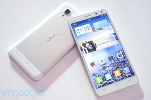 Анонс музыкального смартфона Vivo Xplay
