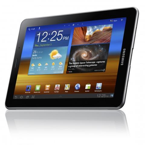 Обновление для Samsung Galaxy Tab 7.7