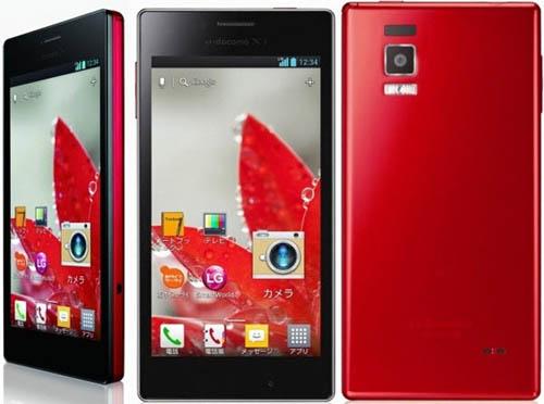 Анонс защищенного смартфона LG Optimus GJ