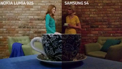 Сравнение фото, сделанных на Nokia Lumia 925 и Samsung Galaxy S4