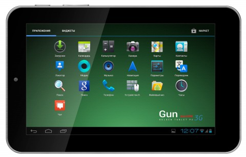 Анонс планшета Rolsen RTB 7.4D GUN 3G