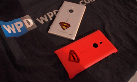 Nokia Lumia 925 появится в Китае с логотипом Superman