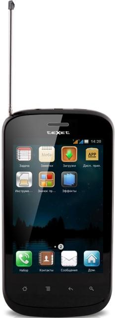 teXet TM-607TV