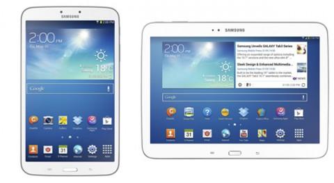 Samsung Galaxy Tab 3 8.0 и Samsung Galaxy Tab 3 10.1