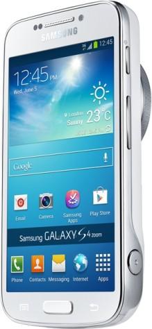 Samsung Galaxy S4 Zoom (вид под углом)