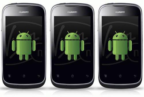 Старт продаж смартфона Huawei Y201