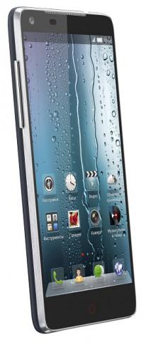 Анонс смартфона ZTE Nubia Z5 в России