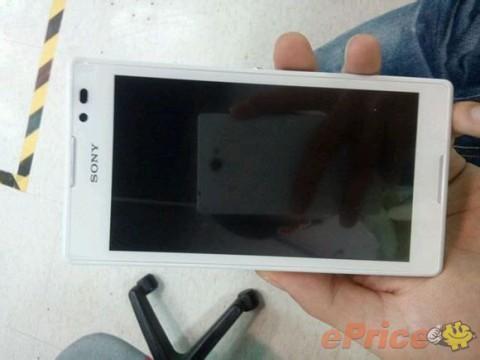 Sony Xperia ZU