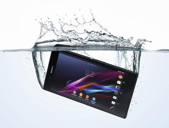 Цена смартфона Sony Xperia Z Ultra в Европе