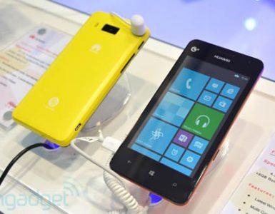 Huawei Ascend W2
