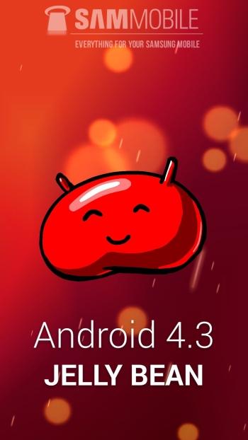Android 4.3 для Samsung Galaxy S4